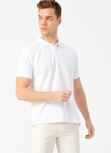 Fabrika Comfort Fabrika Comfort Beyaz Polo T-Shirt Beyaz